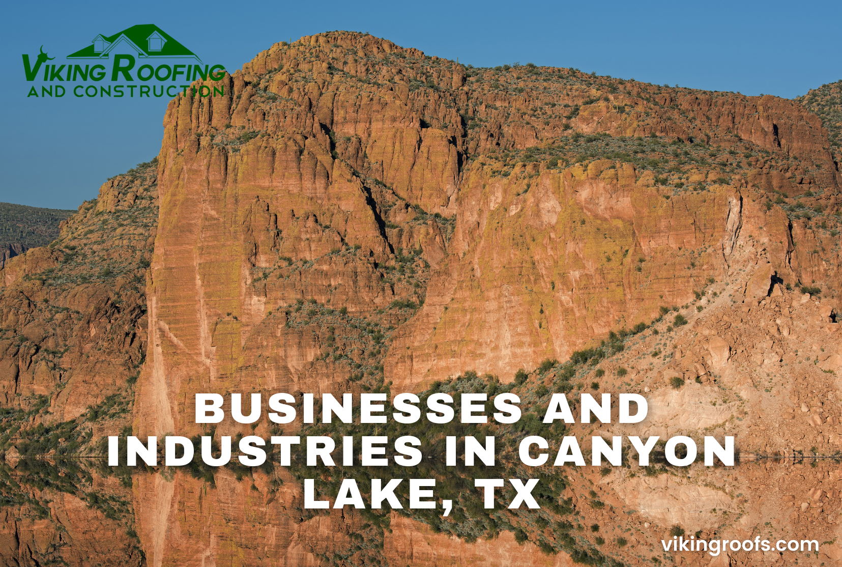 Viking Roofing - Businesses and Industries in Canyon Lake, TX