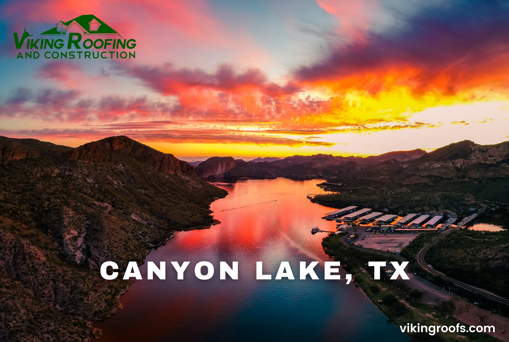 Viking Roofing - Canyon Lake, TX